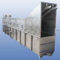 Scalder tank for poultry