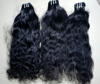 Virgin Indian Big Wavy Hair