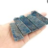 Blue apatite small tower natural stone crystals wholesale