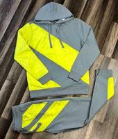 2019 Latest Design Tracksuit/Men Hooded Cotton Sweatsuit/Gym Outfits Track Suit For Men