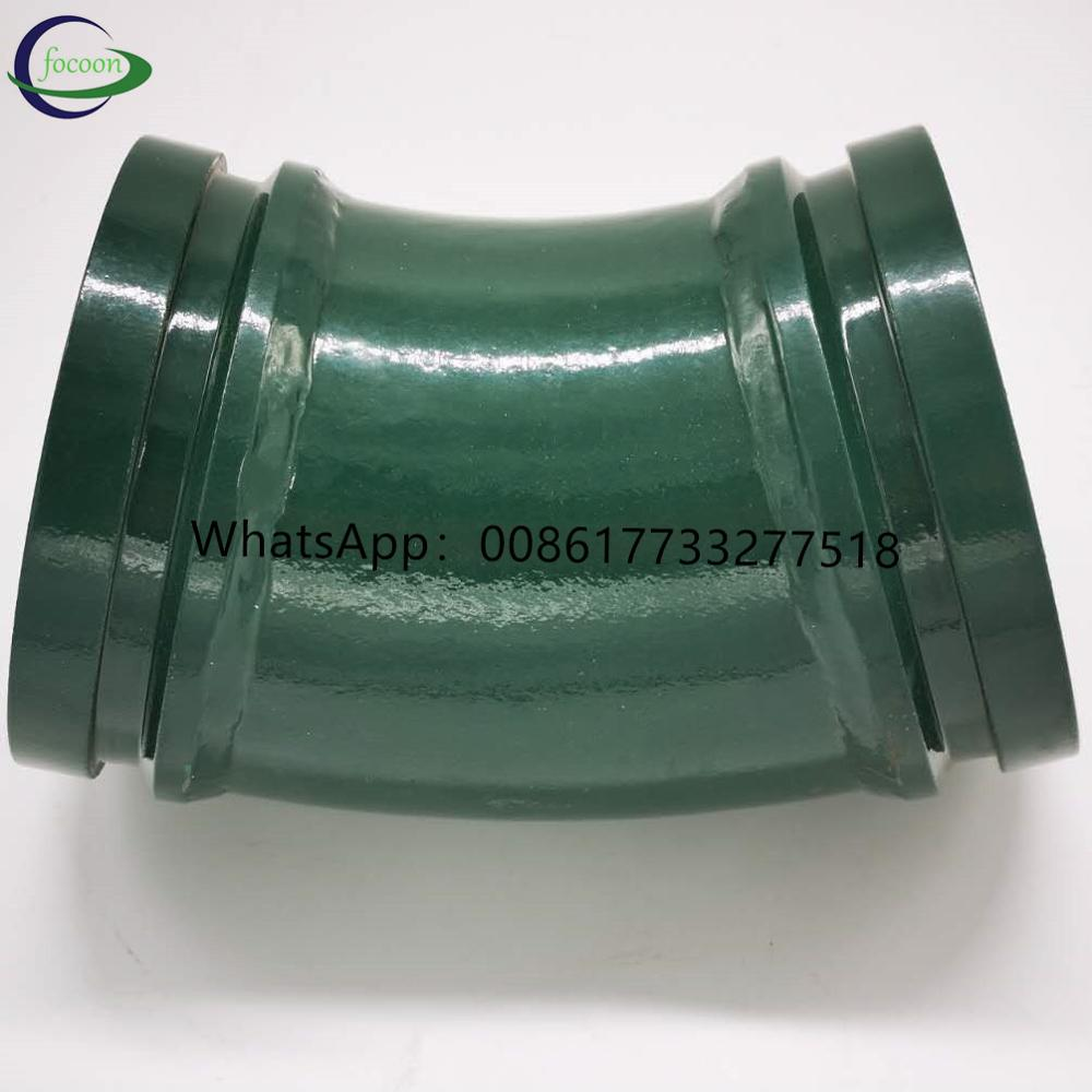 Double wear-resisting elbows seamless elbow factory direct supply made in china -<strong>Specialized</strong> in manufacturing