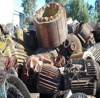 Electric Transformer scrap, Mixed electric motor scrap