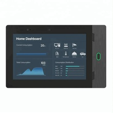 <strong>10</strong>&quot; CE 6.0 home automation tablet PC with touch ,WiFi,LAN port
