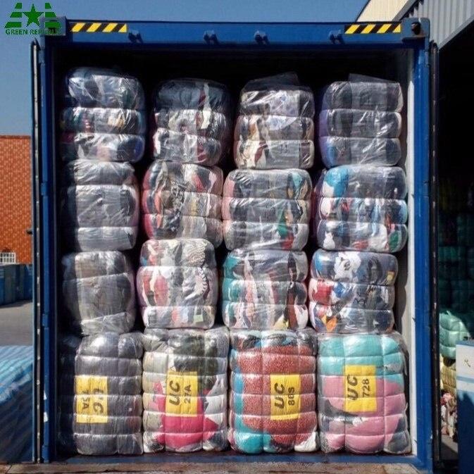Used Clothing Wholesale >> 100kg Bale Korea Used Clothing Wholesale In Bales Korea Style For