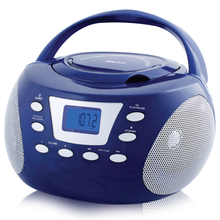 TRAGBARE RADIO <span class=keywords><strong>CD</strong></span> PLAYER <span class=keywords><strong>BOOMBOX</strong></span>/OPTION: USB PORT/DAB UND BLUETOOTH
