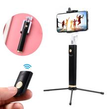 YanDex K08 Cheap Piece Wholesale Wireless BT Shutter Remote Selfie Stick For <strong>Mobile</strong> <strong>Phone</strong>