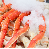 Frozen/Fresh Red King Crabs King Crab Legs Live Red Kind Crabs