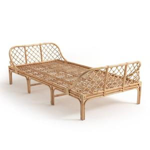 Hot trend handmade rattan bed must have