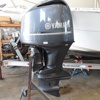 FREE DROP SHIPPING FOR Used Yamaha 100HP 4-Stroke Outboard Motor Engine