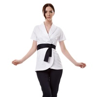 Hot Selling Wholesale Customisable Women Spa Sauna Health Aesthetic Wellness Medical Centers Employee Uniform Sets