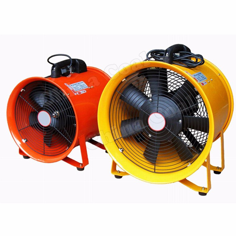 Axial Duct Fans : Moveable axial ventilator duct fan buy