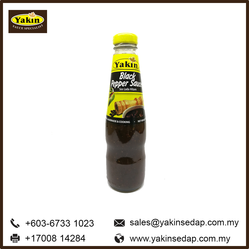 Black Pepper Sauce 340g