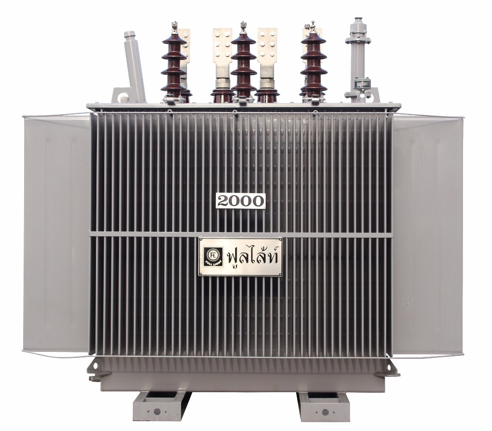 10 - 5,000 kVA Three-phase oil transformer