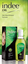 Herbal hair oil for restores natural shiny and bouncy hair