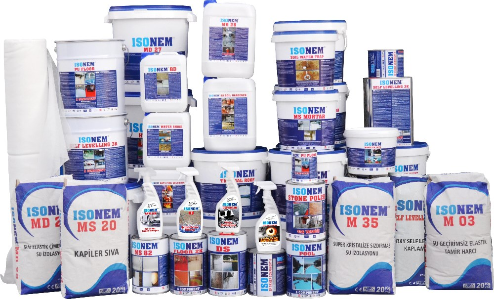 ISONEM PAINTS TURKEY LOOKING FOR EXCLUSIVE DISTRIBUTORS, WHOLESALER, SEEKING FOR BUSINESS PARTNERS