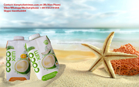 COCOXIM IS FRESH COCONUT WATER PACKING IN TETRA PACK, ORGANIC PRODUCT
