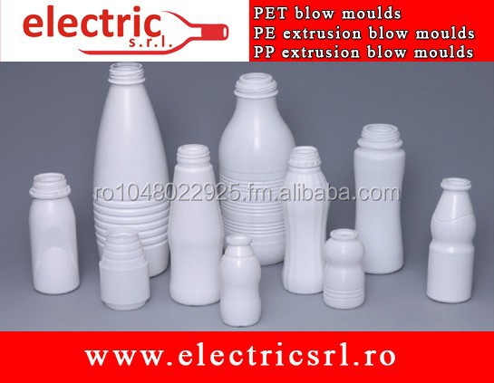 Milk Blow Moulds for PET/PP/PE