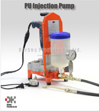 Practical pu epoxy resin grouting pump/polyurethane injection machine DHP-M1000