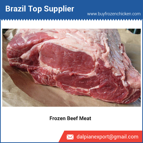 Frozen Halal Boneless Cow Beef Meat with Premium Quality