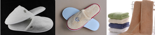 Cheap Wholesale Custom Disposable Hotel Slipper
