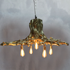 Trunk designed chandeliers