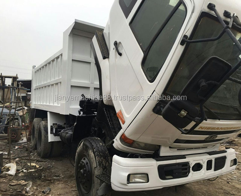 Good Condition Used Dump Truck For Sale