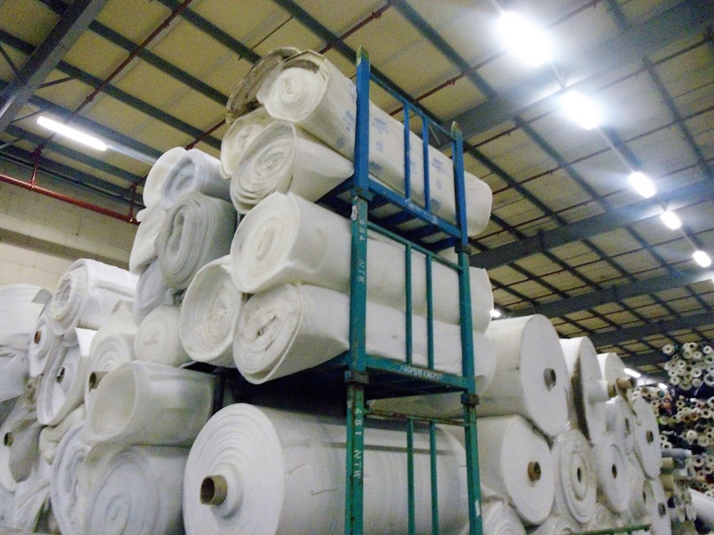Stocklot of European Nonwoven filter material