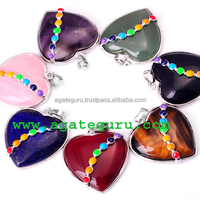 Wholesale Natural Seven Chakra Reiki Set
