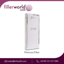 Moderate Grade Princess Filler for Facial Wrinkles