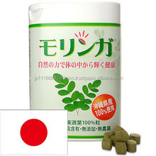 Health food supplement easy to drink compact MORINGA tablets for sale