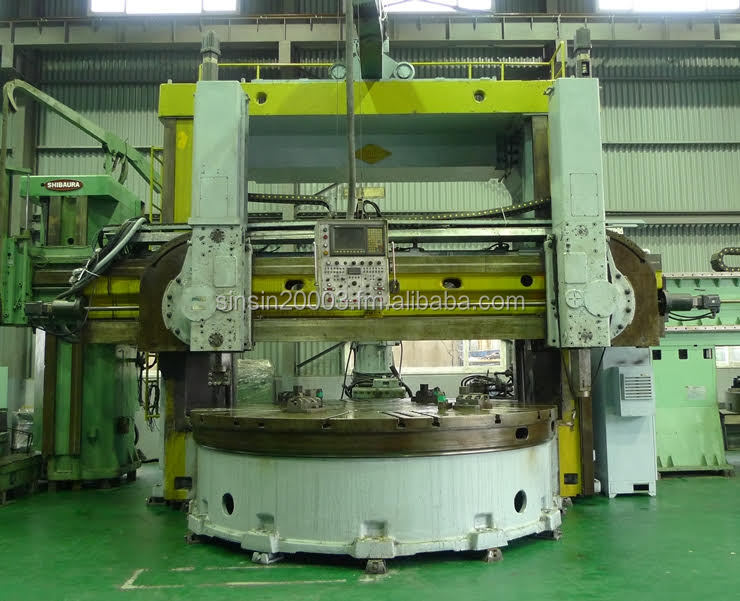 Kolomna CNC Vertical Lathe(Turning)(VTL) 4000-4500MM