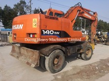 Used Doosan 140WV Model Excavator Cheap Sale Price