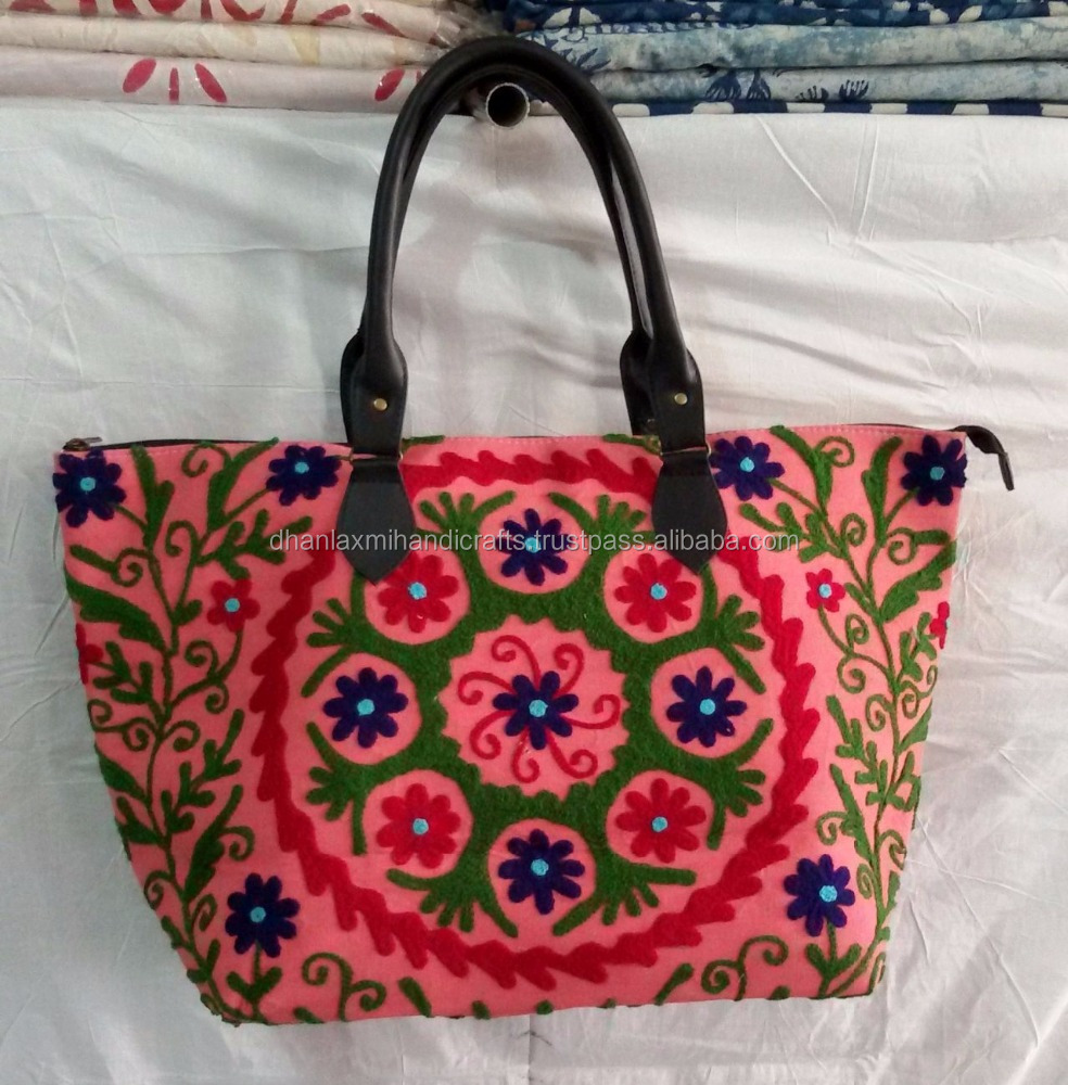 2016 Amazing Spring Collection - Indian Suzani Bags