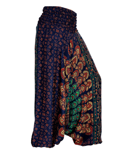 New Mandala print Design yoga pants Trouser hippie alibaba Harem pants