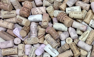 cork stoppers/cork roll/cork wall/cork floor