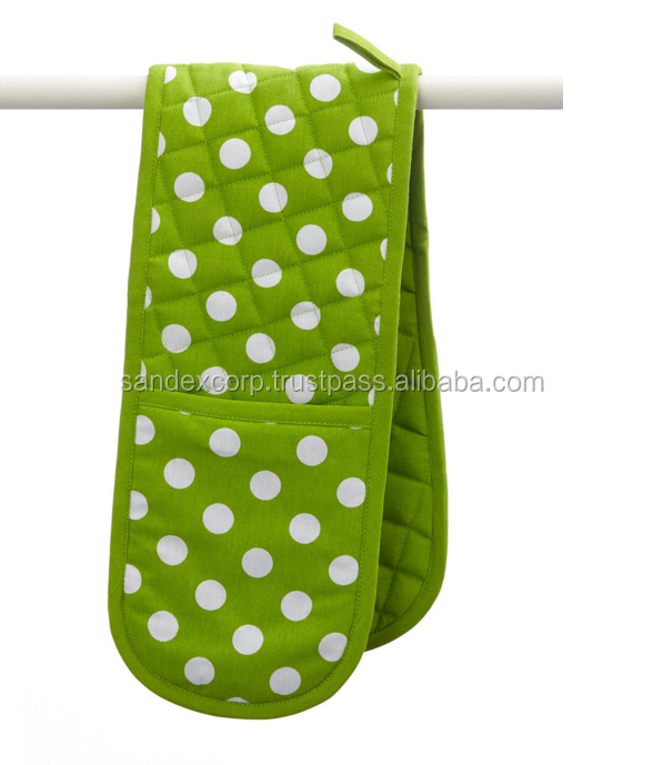 Cotton Oven Mitt Potholder