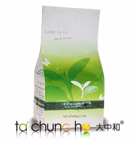 Wholesale Best Selling 600g Taiwan TachungGho Rose Green Tea