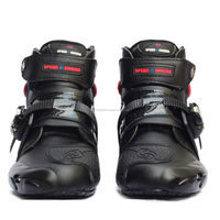 Waterproof Moto dirt Bike Boot Motorbike