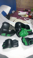 Custom made boxing head guard/boxing training gears