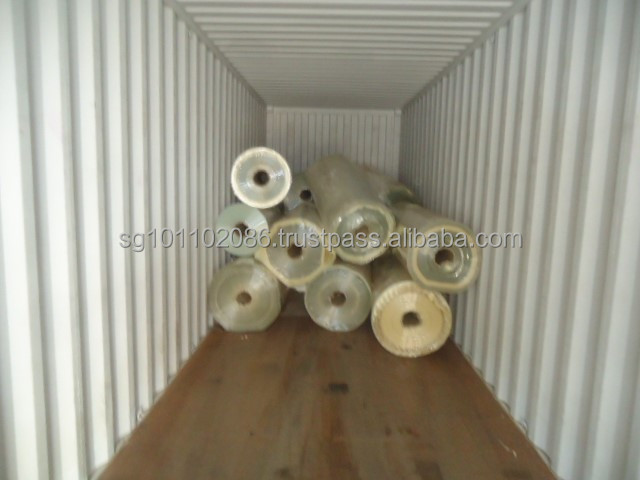 PET film stock lot