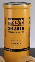 Hydraulic Filter spin-on Micronic Filter PN 3H3515 OEM PN 9T-0973 Turkey