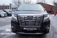 TOYOTA ALPHARD 2015 NEW LHD 3.5 PRESTIGE BLACK/BEIGE READY TO EXPORT FROM RUSSIA