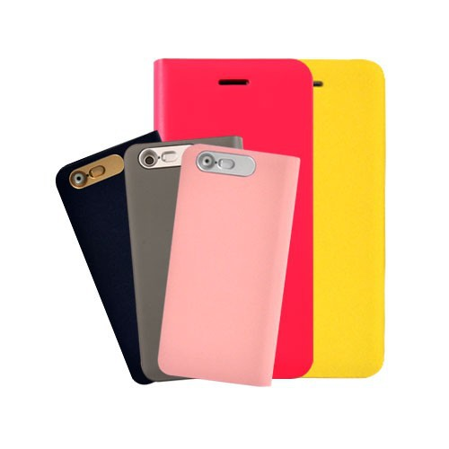 Lighting diary case for iPhone6 OEM