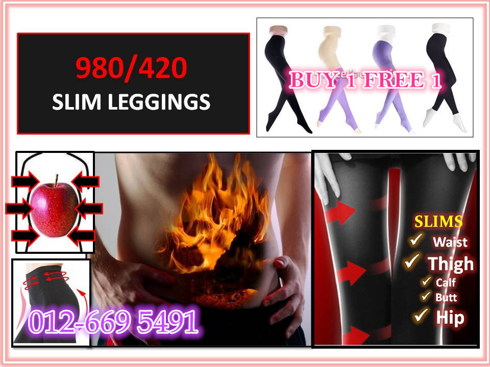 980D & 420D SLIMMING LEGGING