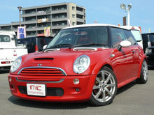 Right hand drive and Popular 1600cc cars MINI COOPER S 2005 used car with Good Condition