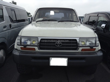 SECONDHAND CARS FOR SALE DIESEL IN JAPAN FOR TOYOTA LANDCRUISER80 5D4WD CAMPING KC-HDJ81V (HIGH QUALITY AND GOOD CONDITION)