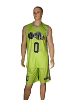 100% Polyester Plus Size green basketball jersey design champion basketball jerseys
