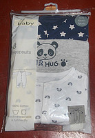 Baby sleep suits 3pc / Packs