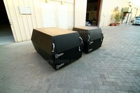 Cargo Vaults from MSPV, Safe Boxes, Cash Boxes, Armoured Boxes, JEWELLERY AND VALUABLES TRANSPORT