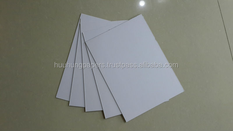 Thickness Paper board glossy/ Book Cover
